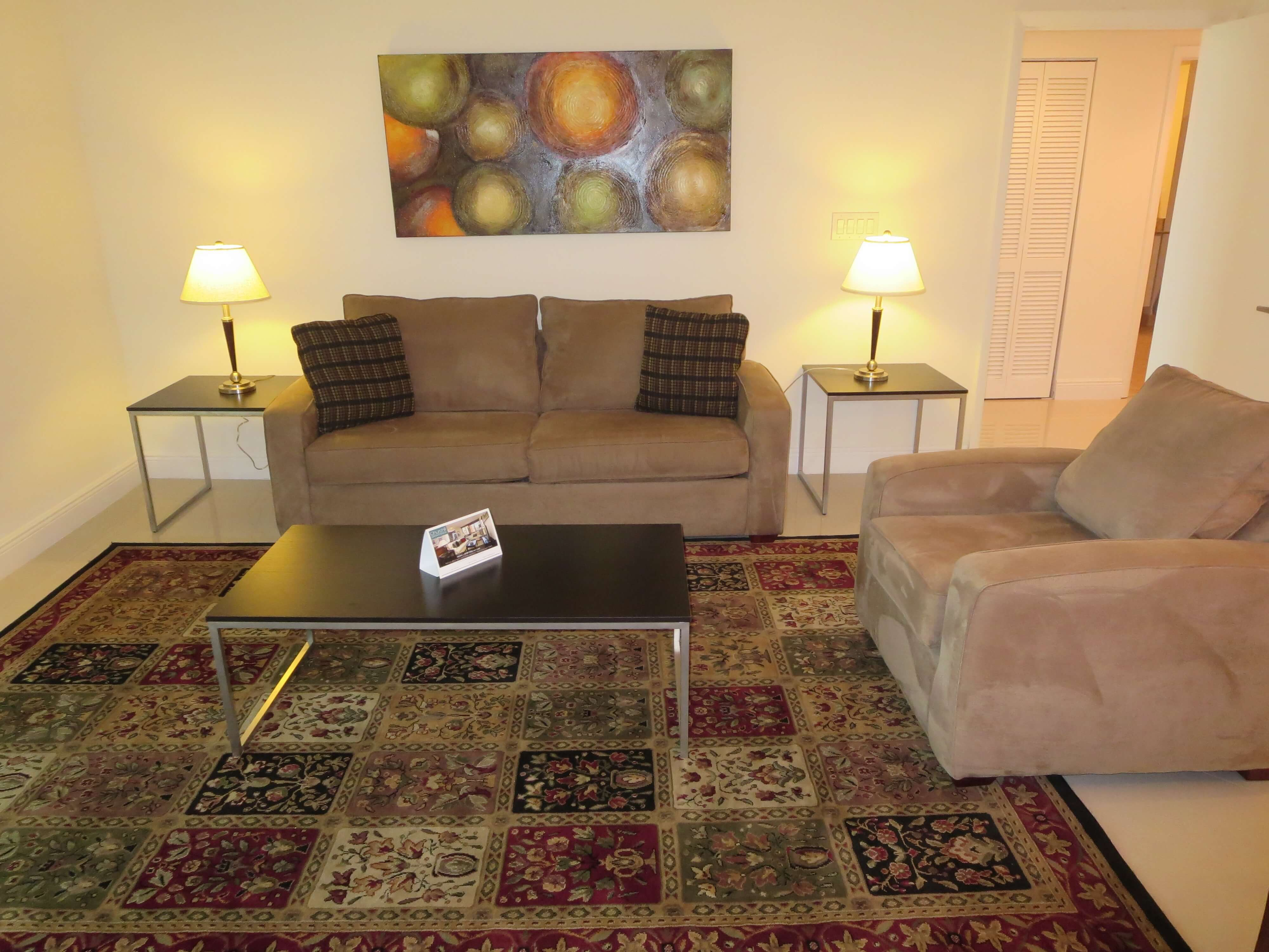 Miami Lakes Furnished 1 Bedroom Apartment For Rent 7110