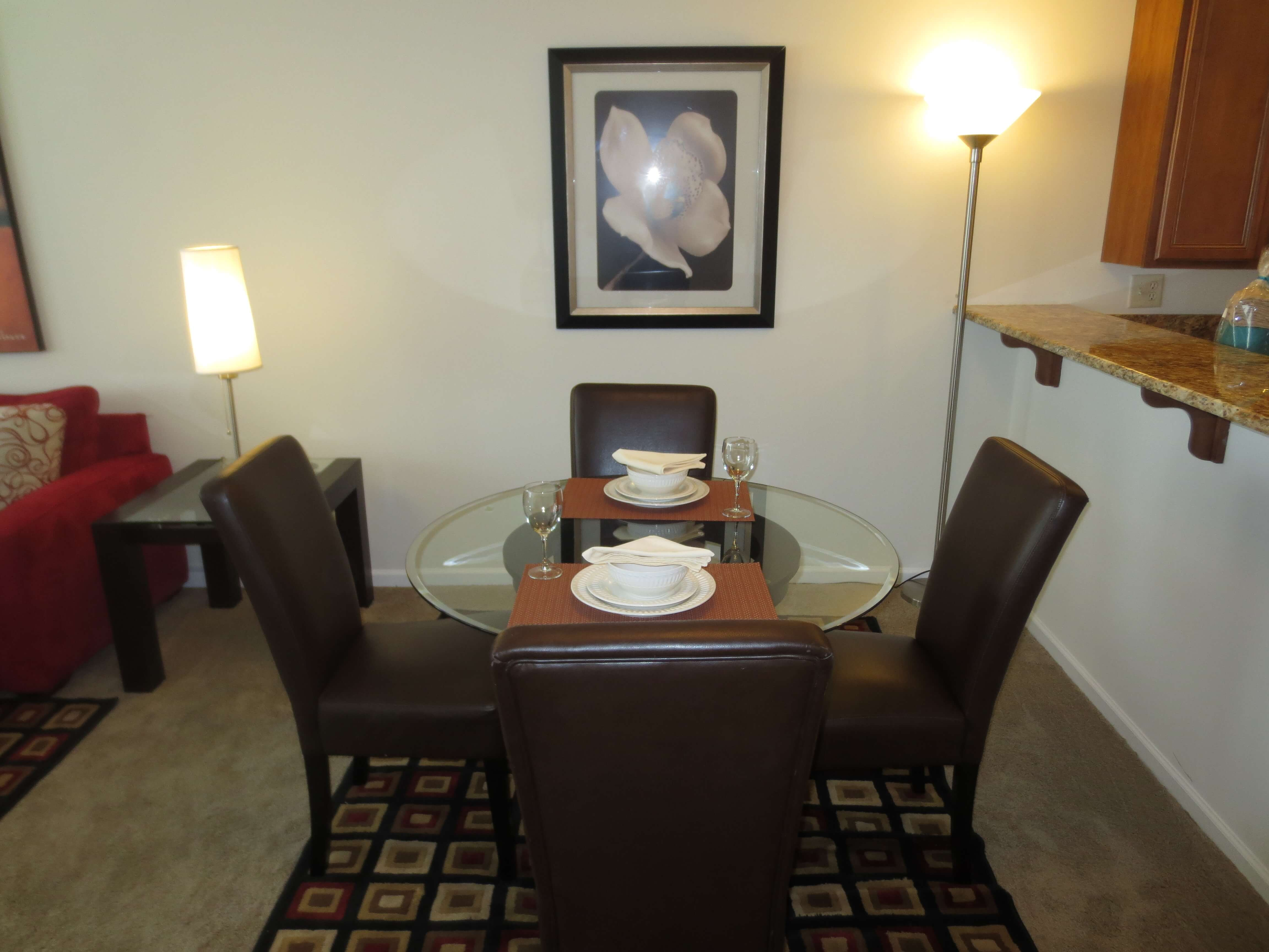 image 3 furnished 2 bedroom Apartment for rent in Princeton, Mercer County