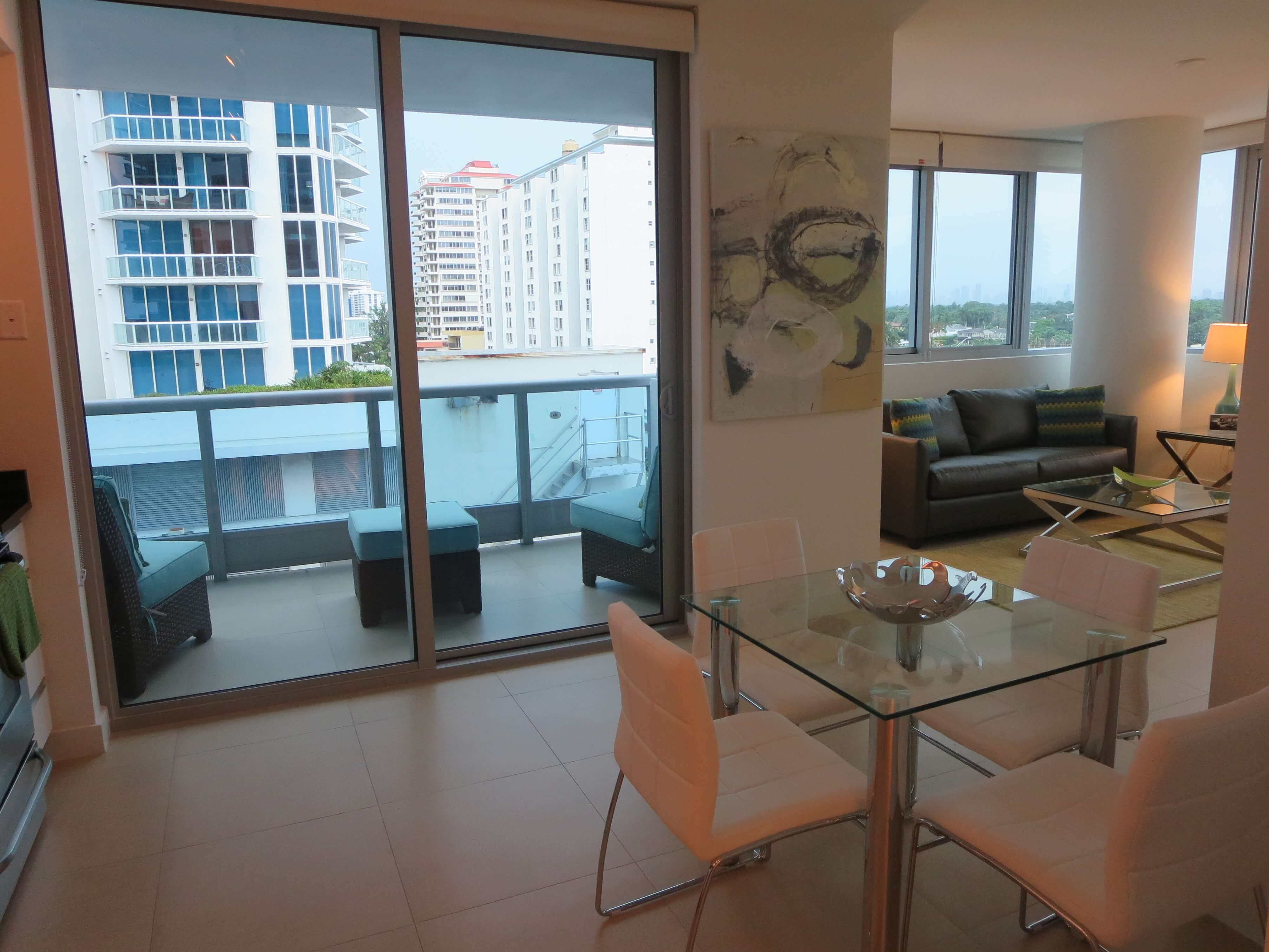 miami beach furnished 1 bedroom apartment for rent 9810