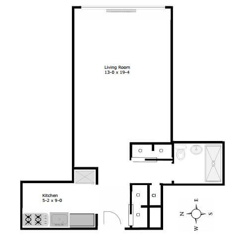 image 1 furnished 1 bedroom Apartment for rent in Midtown-East, Manhattan