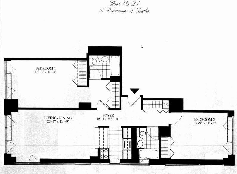 image 1 furnished 2 bedroom Apartment for rent in Upper East Side, Manhattan