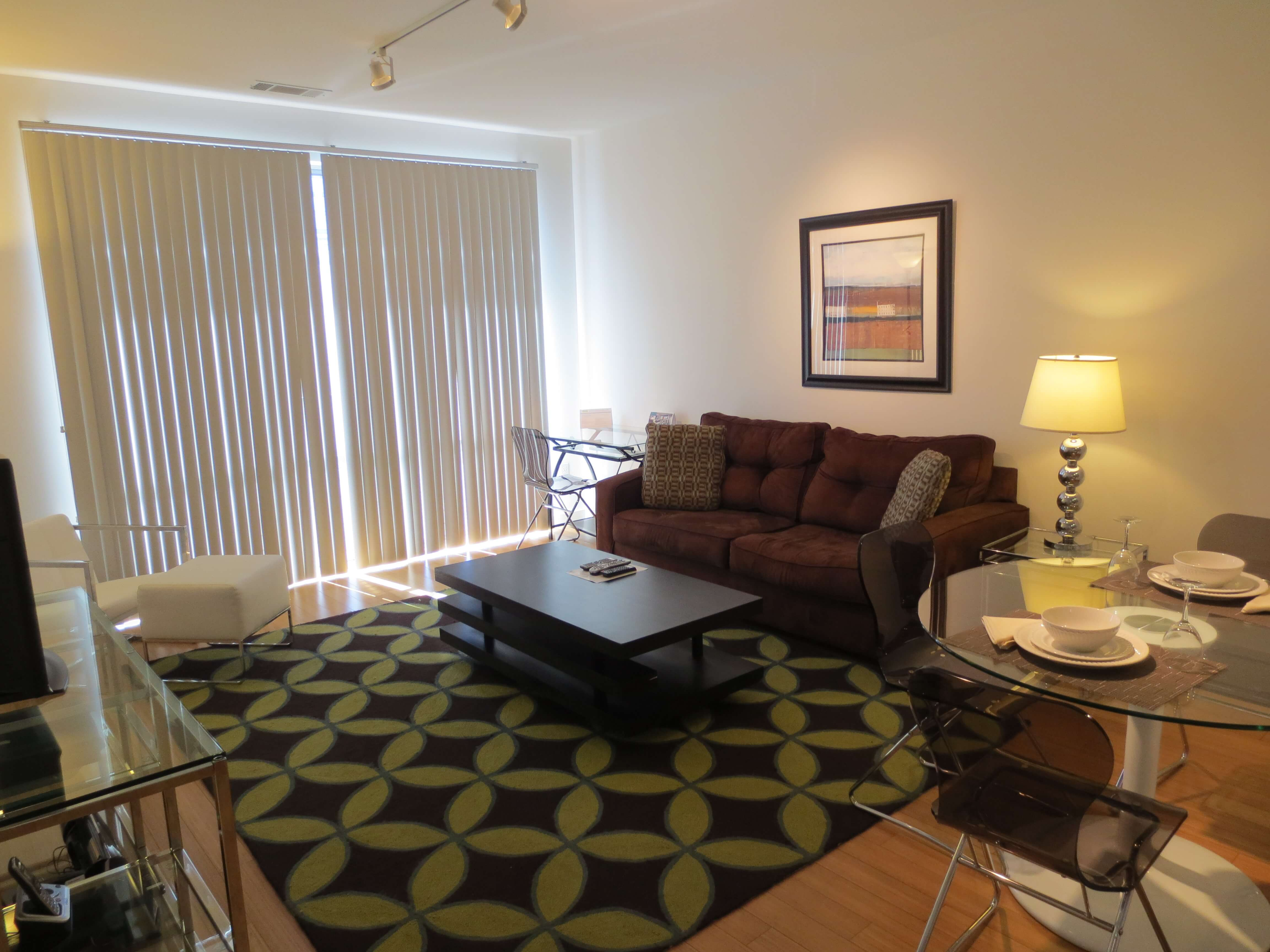 Stamford Furnished 1 Bedroom Apartment For Rent 6180 Per Month Rental Id 3359088