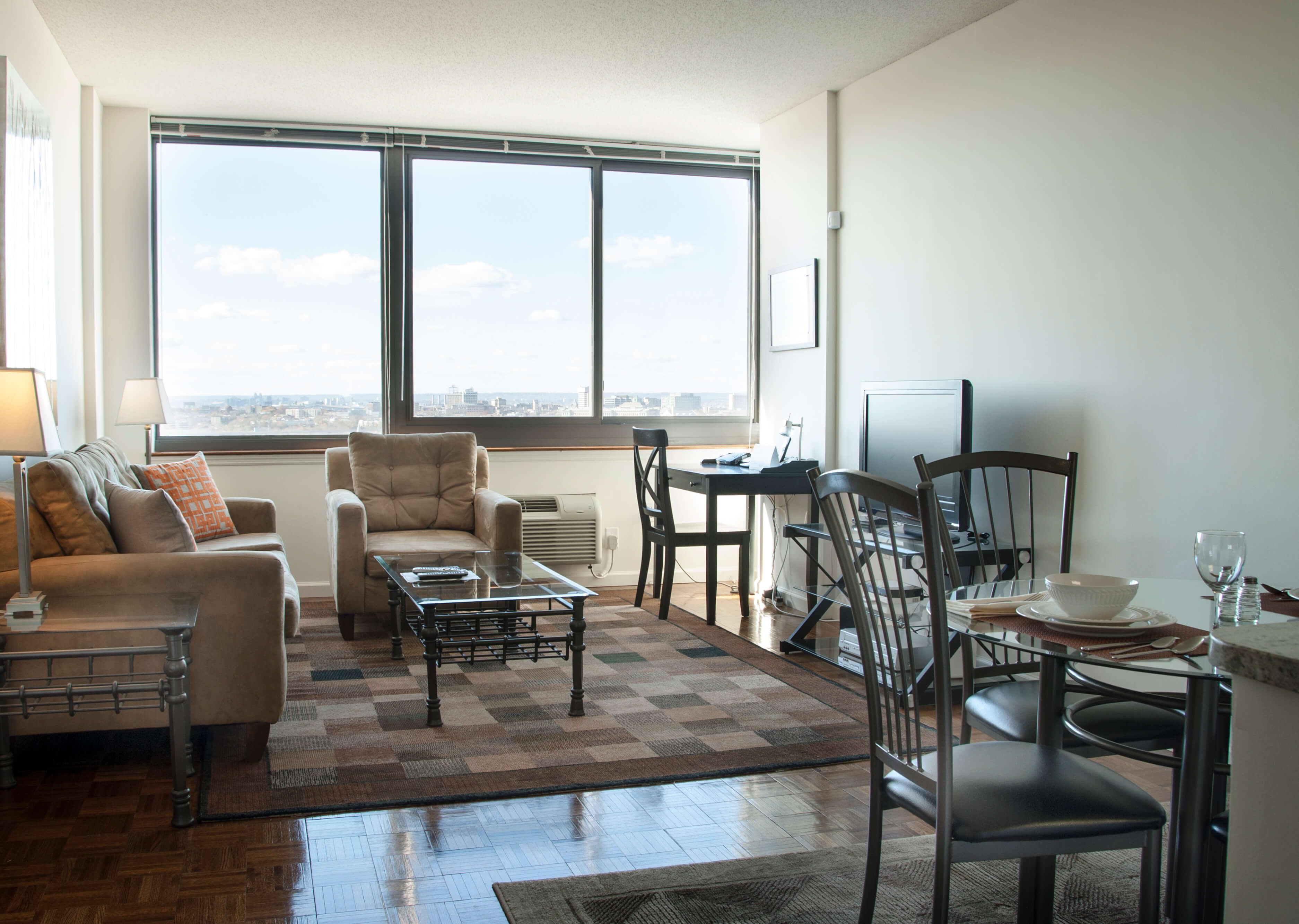 image 2 furnished 1 bedroom Apartment for rent in Jersey City, Hudson County