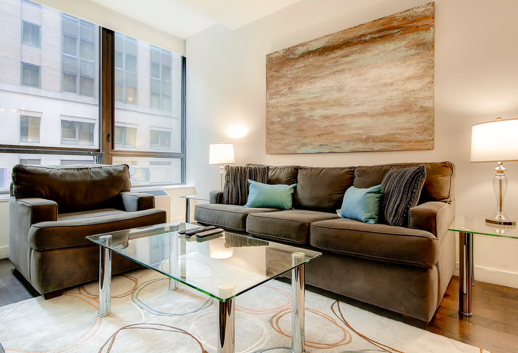 image 2 furnished 1 bedroom Apartment for rent in Financial District, Manhattan