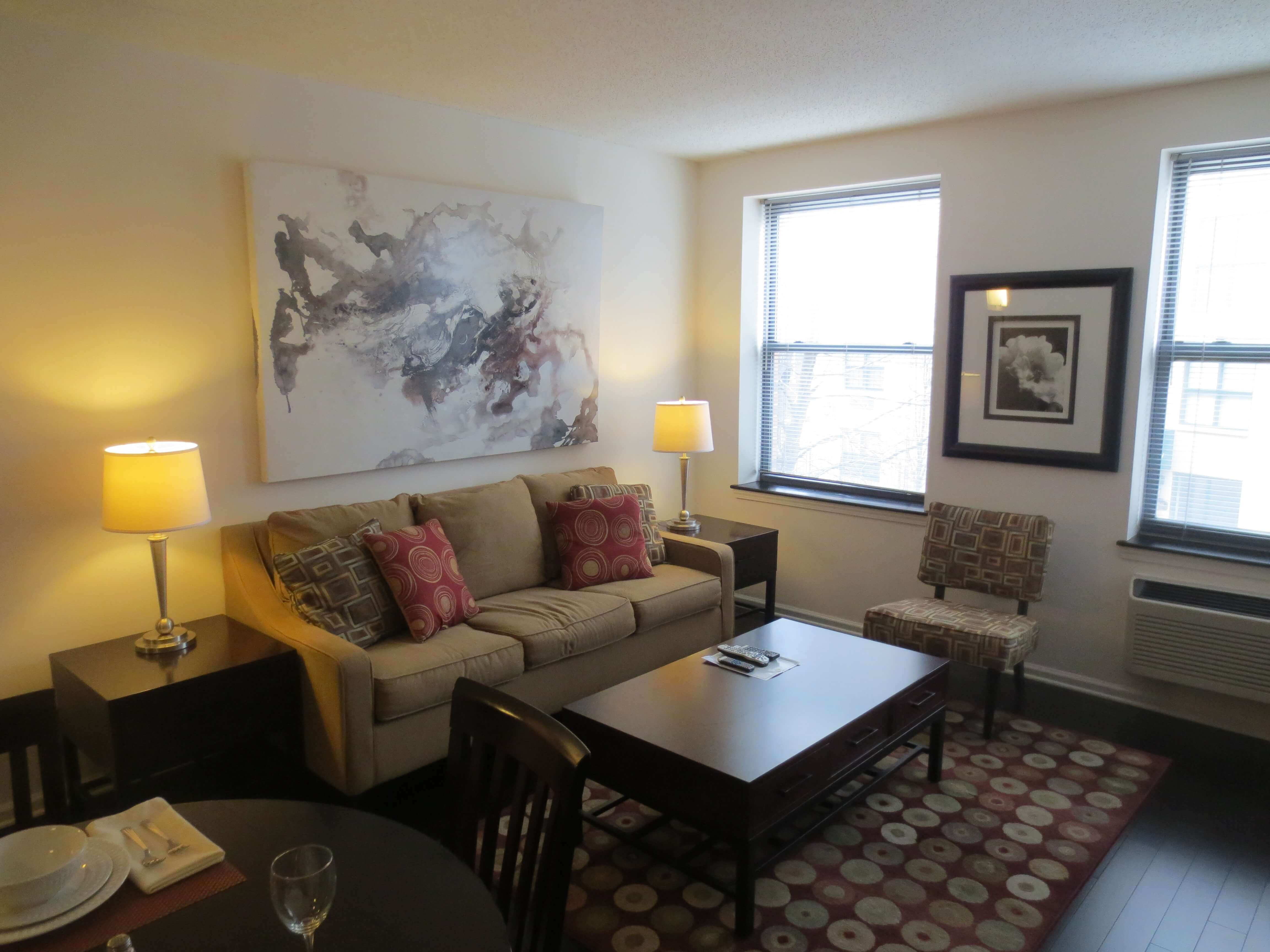 image 8 furnished 1 bedroom Apartment for rent in Morristown, Morris County