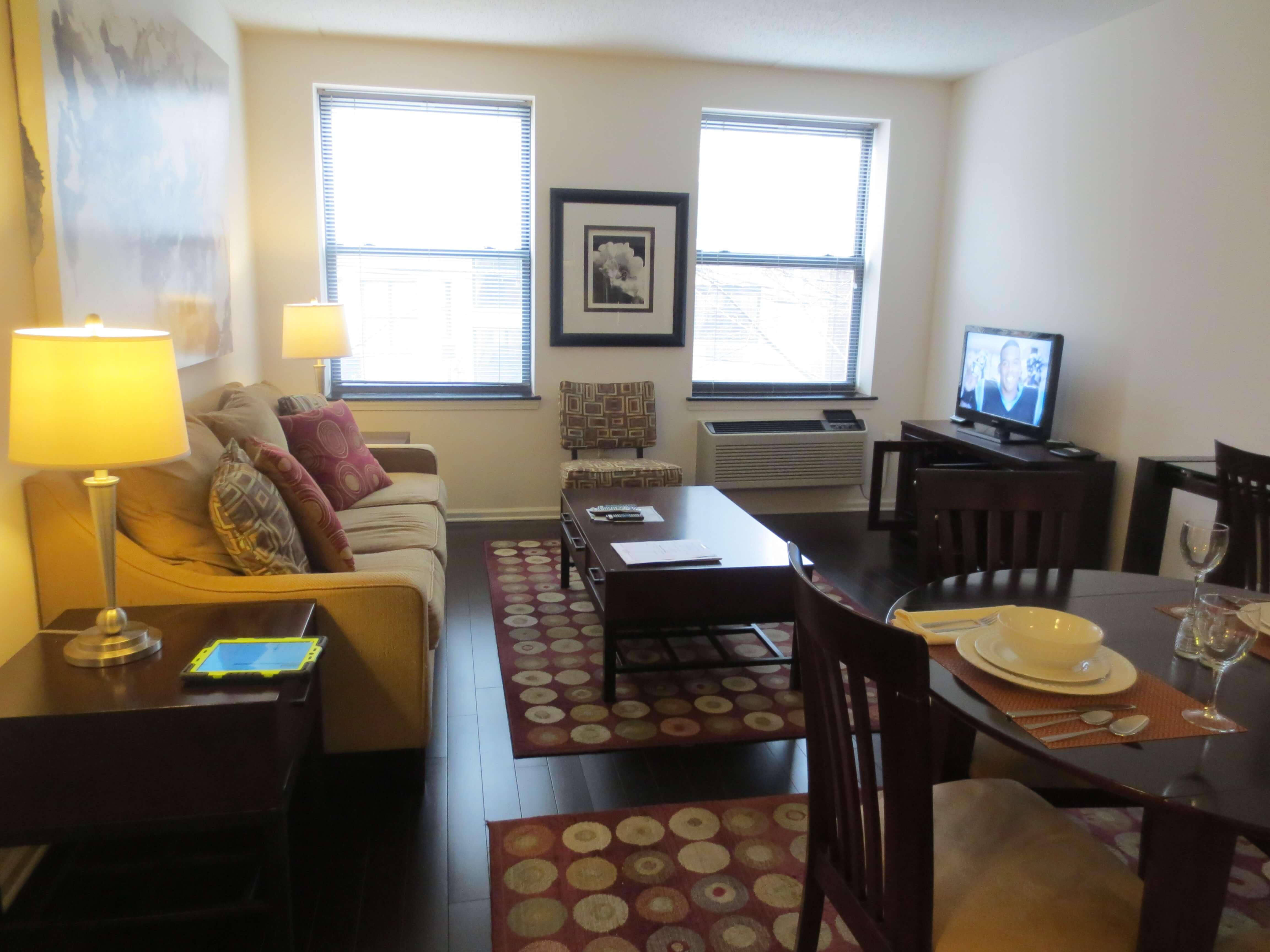 image 9 furnished 1 bedroom Apartment for rent in Morristown, Morris County