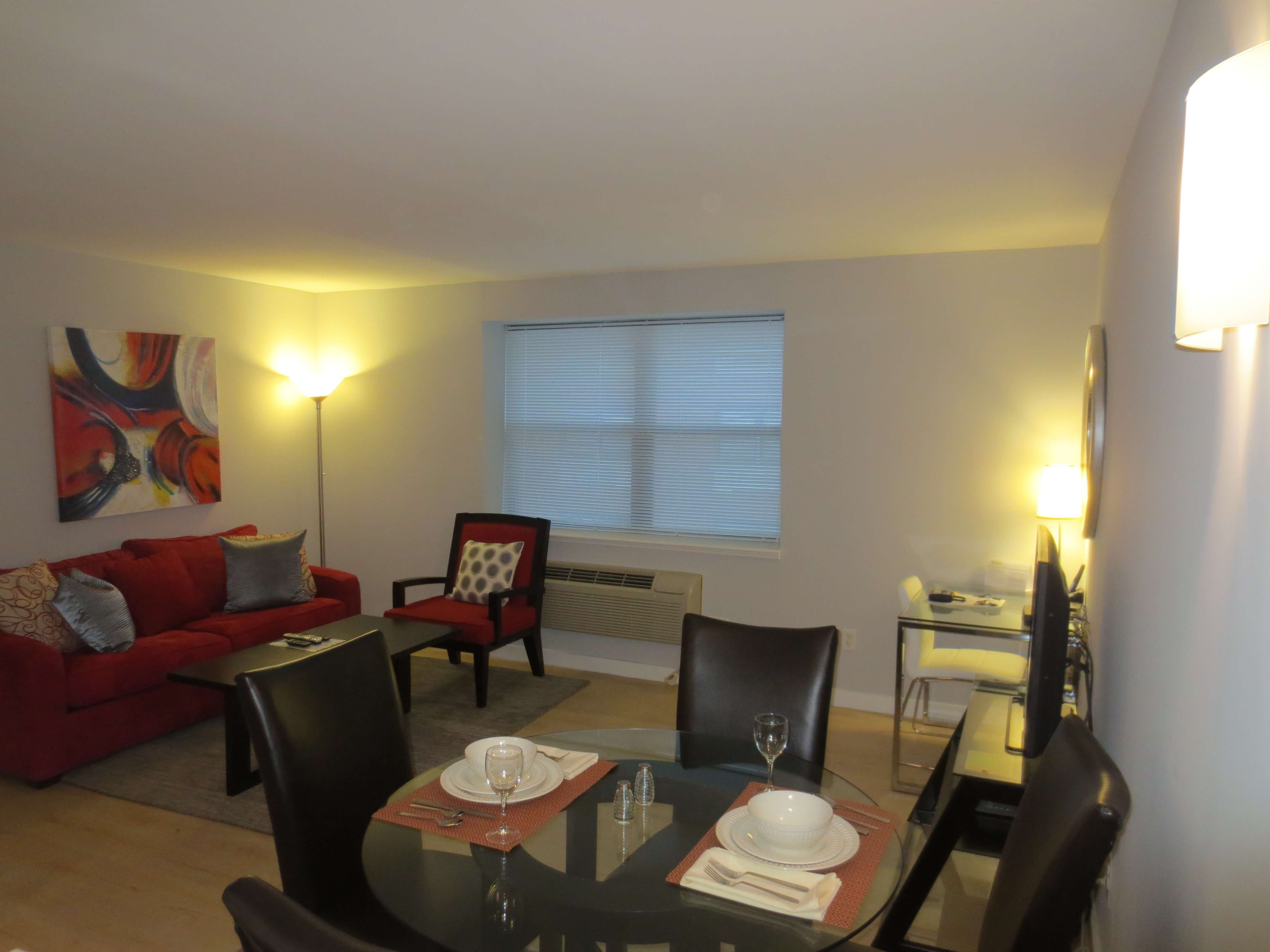 image 7 furnished 1 bedroom Apartment for rent in Morristown, Morris County