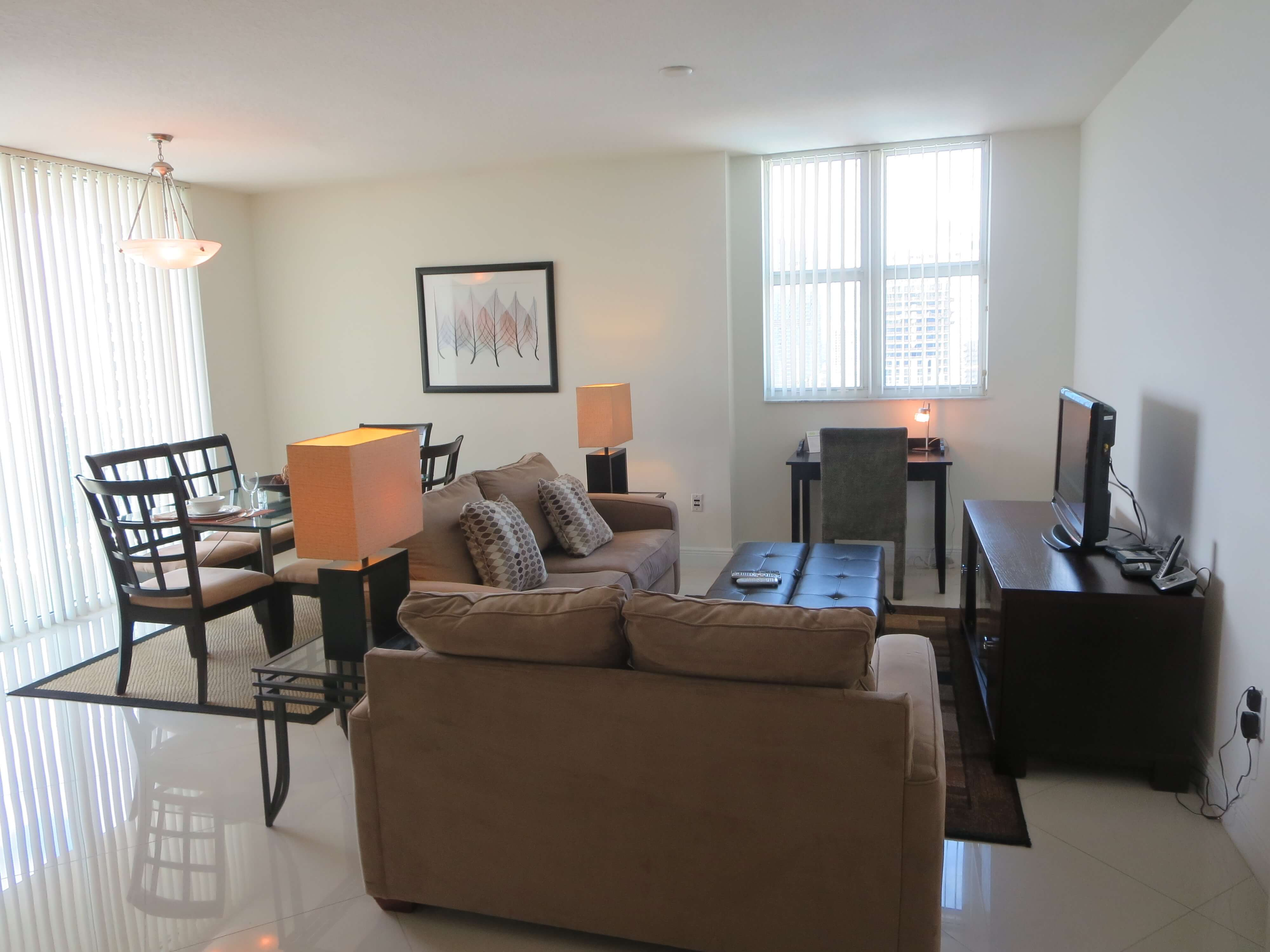 image 4 furnished 3 bedroom Apartment for rent in Miami Lakes, Miami Area