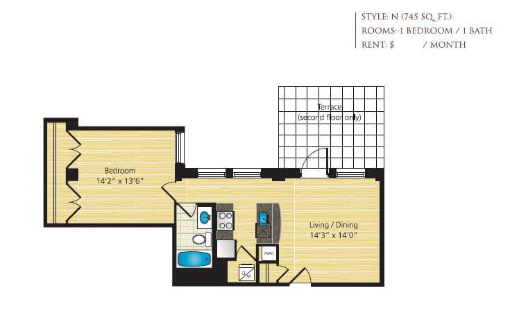 Click to view more images for  Apartment id 2870420