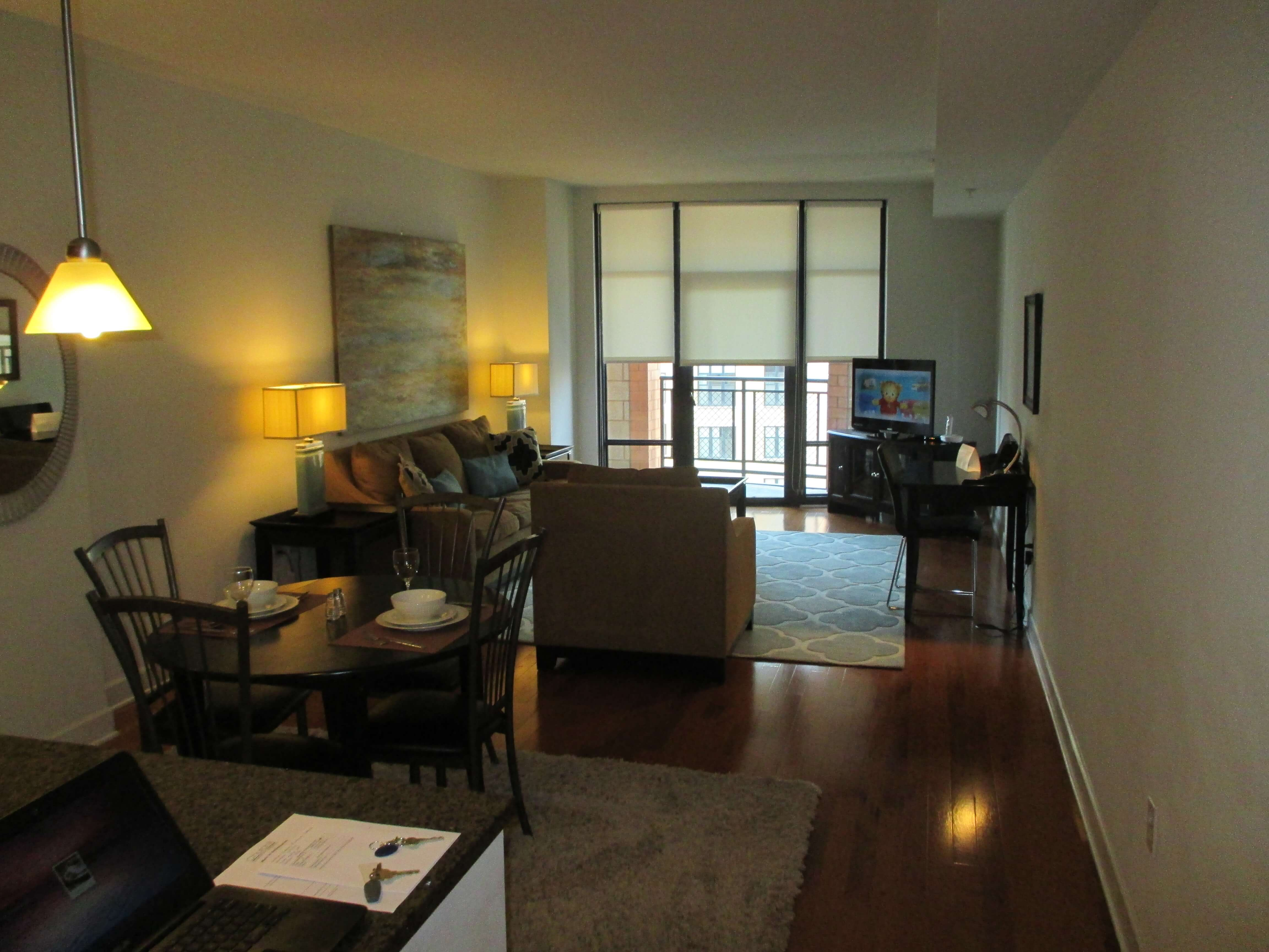 image 6 furnished 2 bedroom Apartment for rent in Bloomingdale, DC Metro