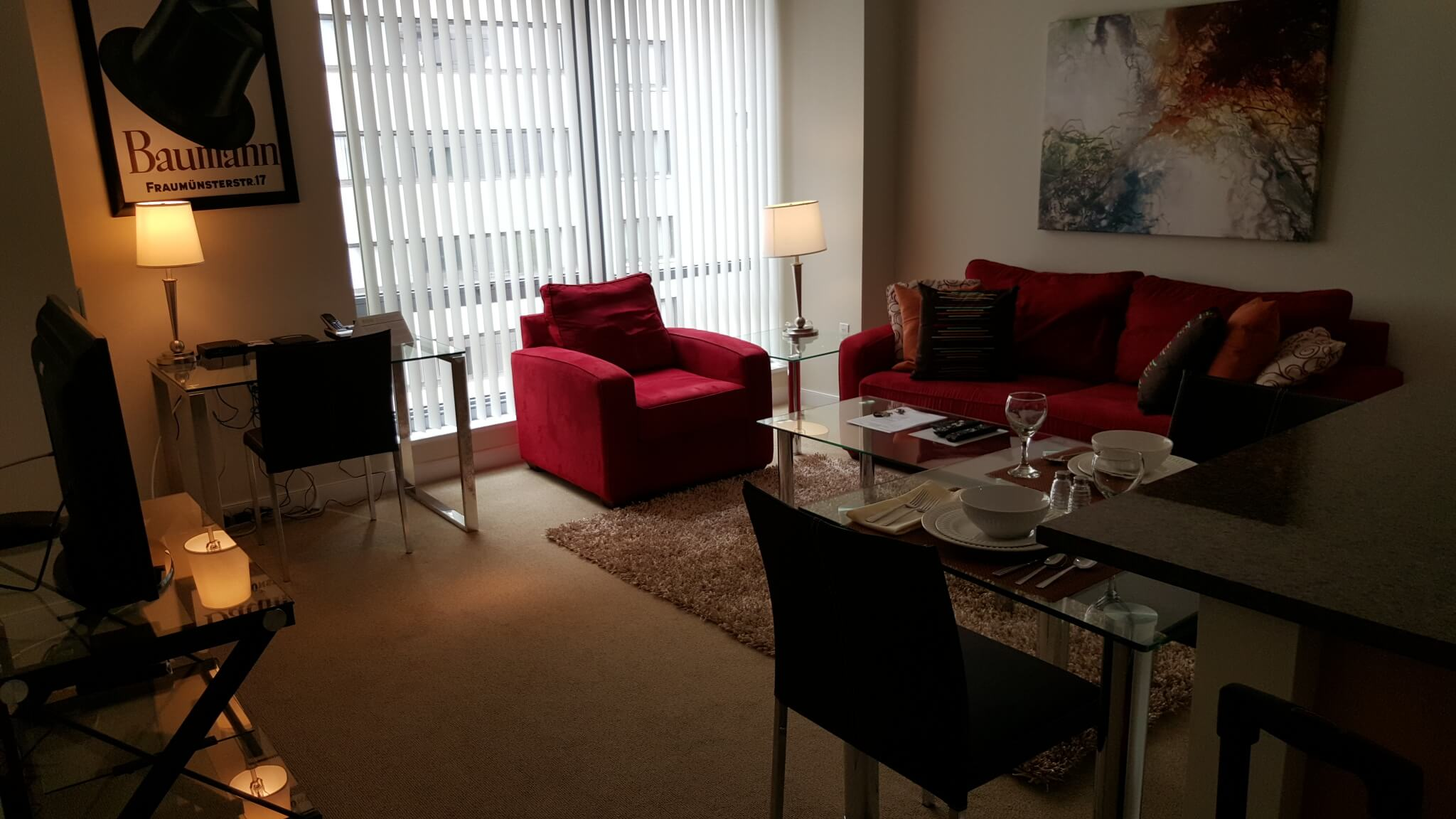 Beacon Hill Furnished 1 Bedroom Apartment For Rent 7380 Per Month Rental Id 3161939