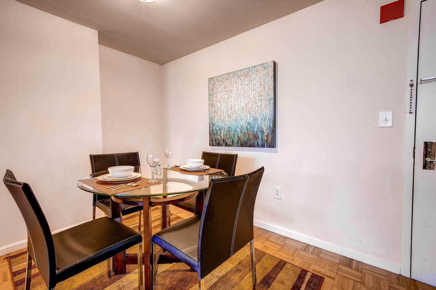 Hoboken furnished 2 bedroom apartment for rent 7980 per - 2 bedroom apartments in hoboken nj ...
