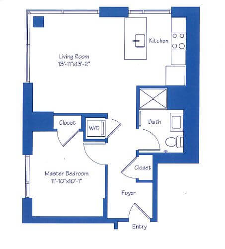 image 1 furnished 1 bedroom Apartment for rent in Cambridge, Boston Area