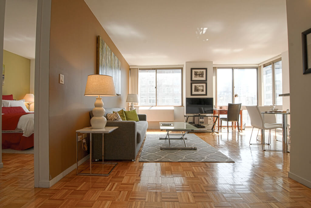 image 1 furnished 1 bedroom Apartment for rent in Chelsea, Manhattan
