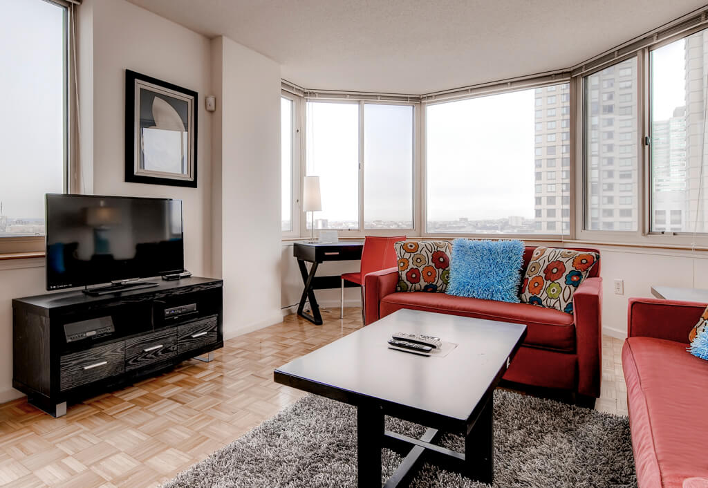 Jersey City Furnished 1 Bedroom Apartment For Rent 5760 Per Month Rental ID