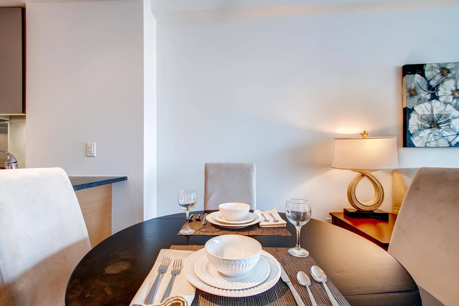 furnished 1 bedroom apartment for rent in cambridge boston area