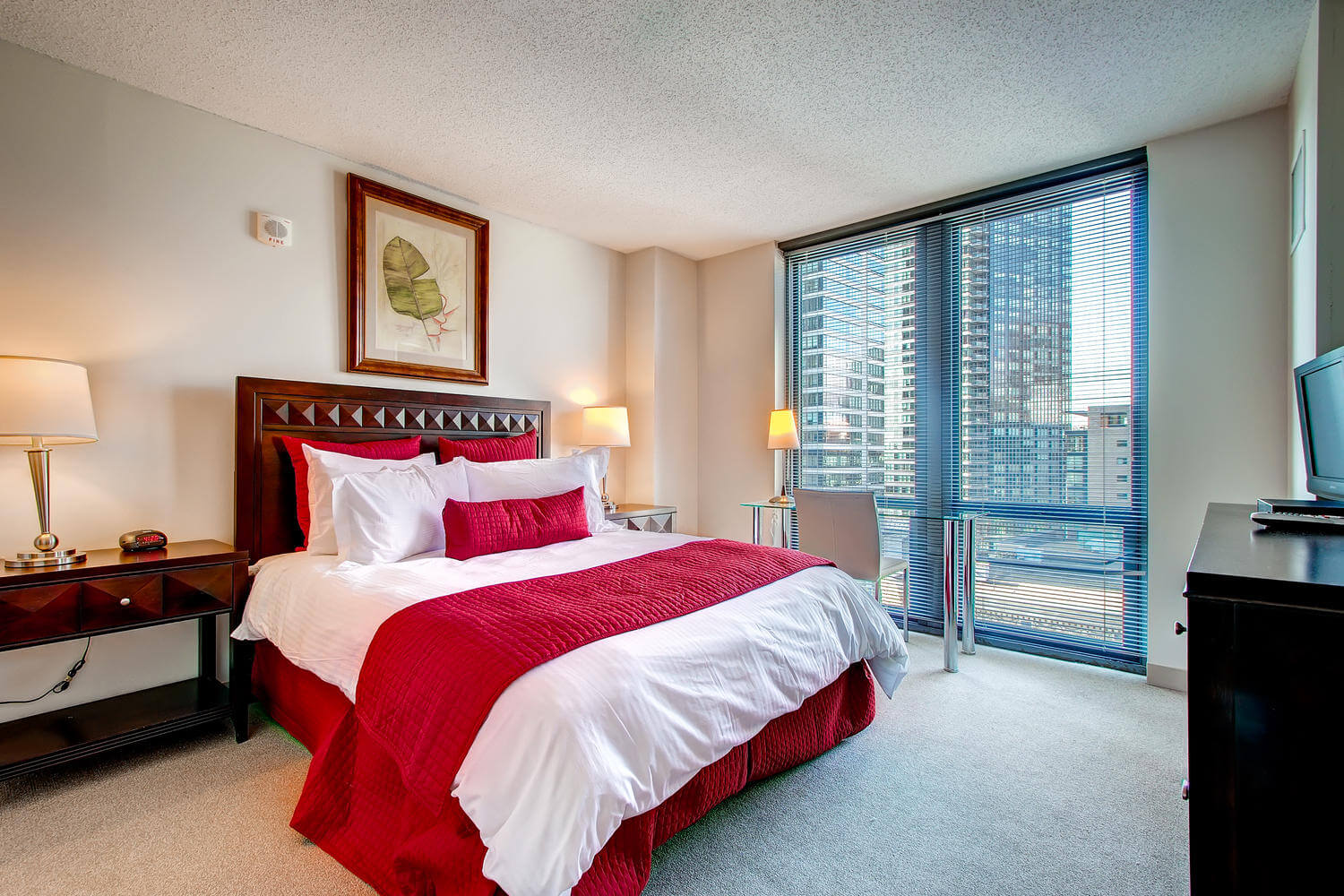 chinatown furnished 1 bedroom apartment for rent 7320 per