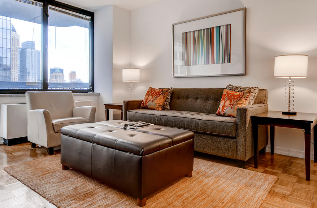 image 3 furnished 1 bedroom Apartment for rent in Midtown-West, Manhattan