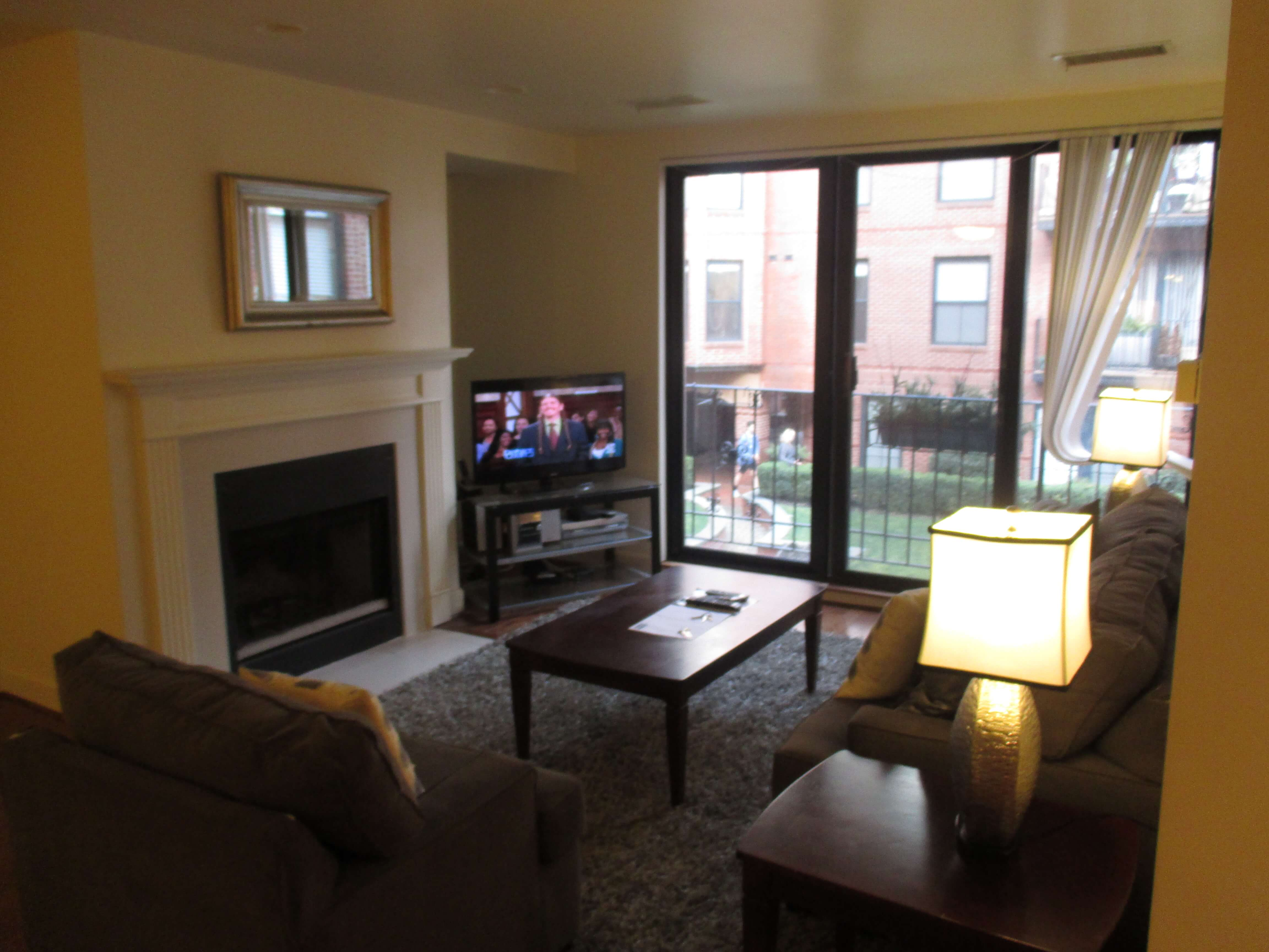 Back Bay Furnished 2 Bedroom Apartment For Rent 8580 Per Month Rental ID 287
