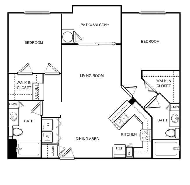 image 1 furnished 2 bedroom Apartment for rent in Santa Clara, Santa Clara County