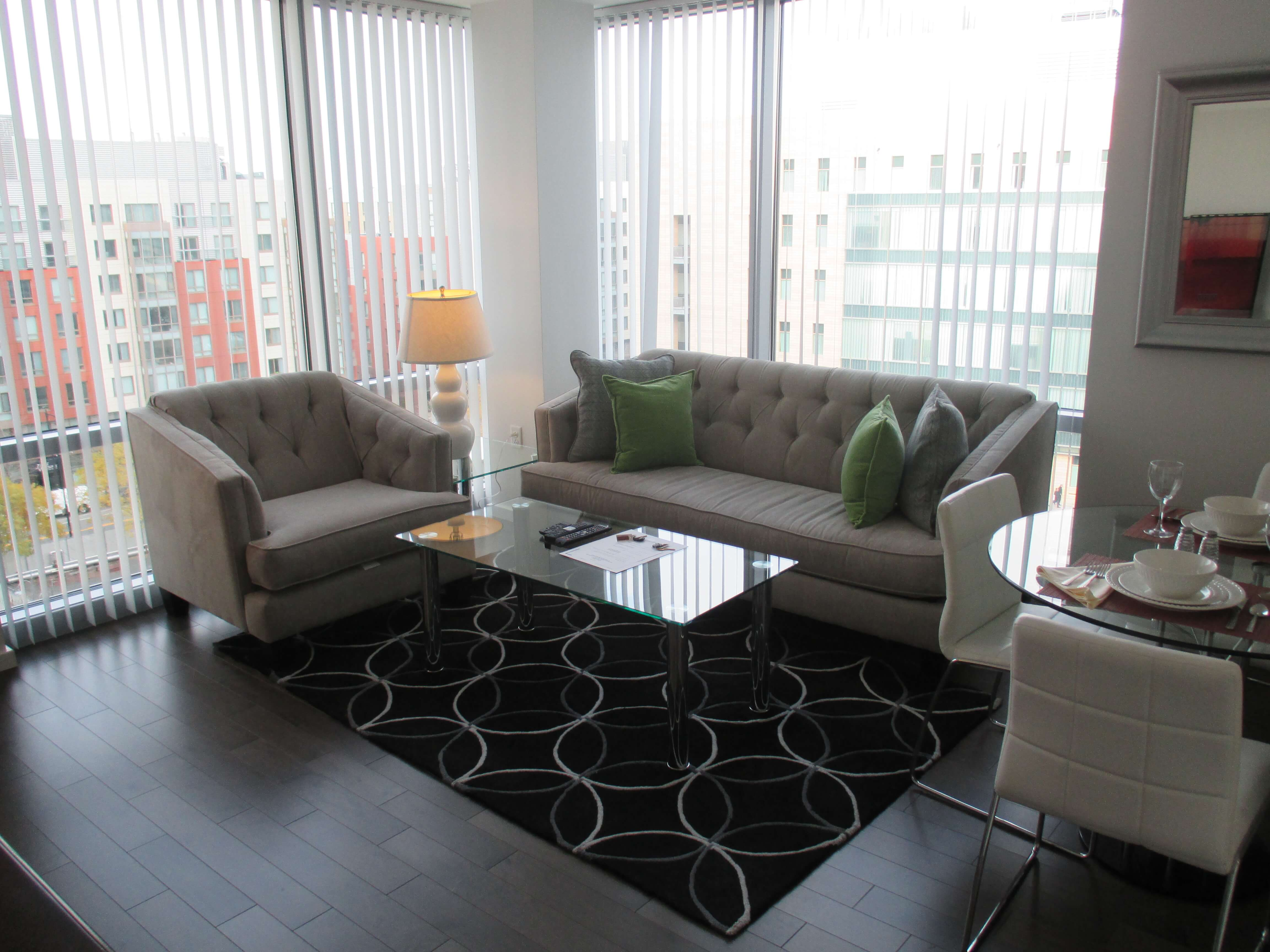 image 2 furnished 1 bedroom Apartment for rent in Cambridge, Boston Area