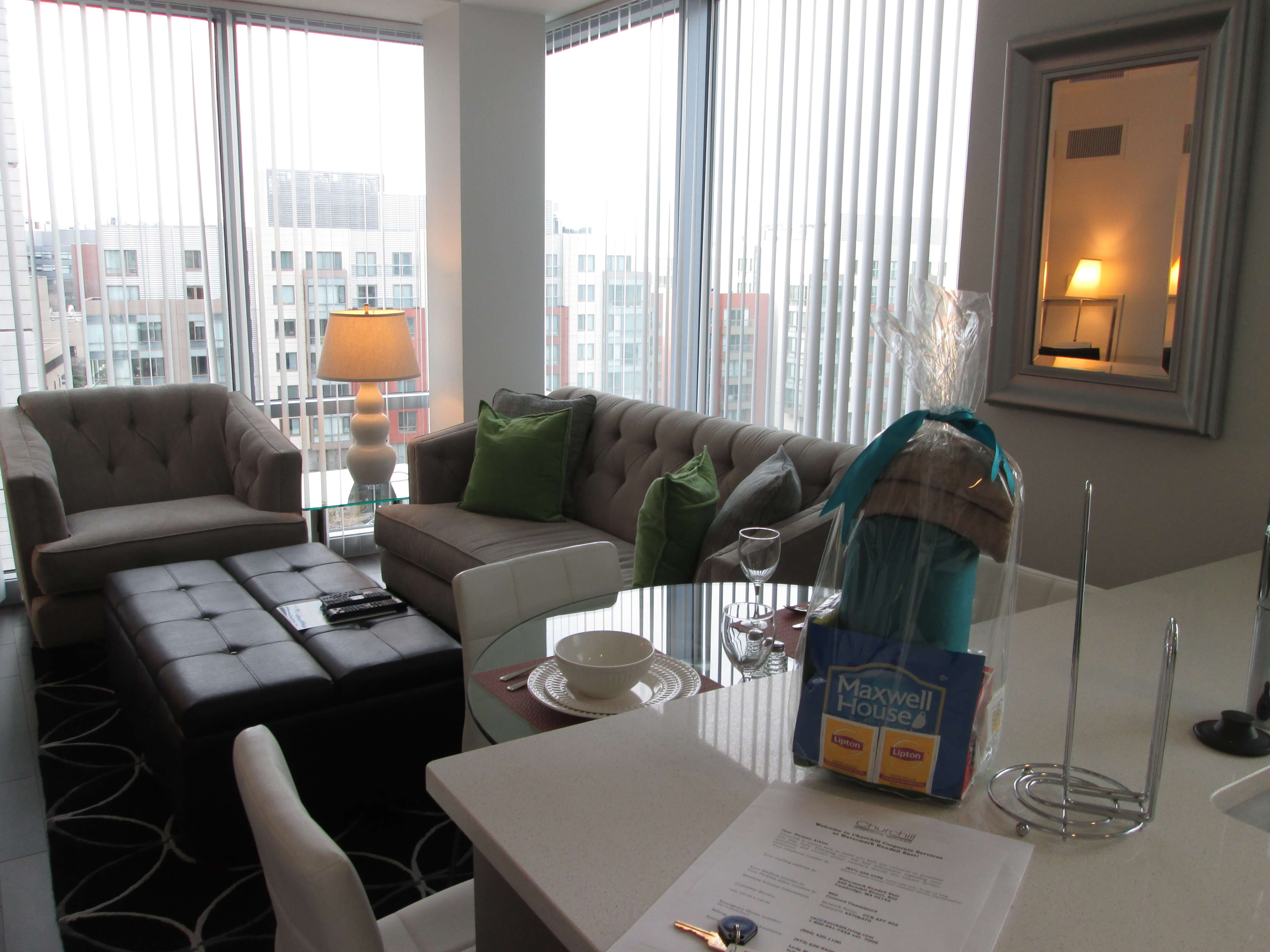 image 7 furnished 1 bedroom Apartment for rent in Cambridge, Boston Area