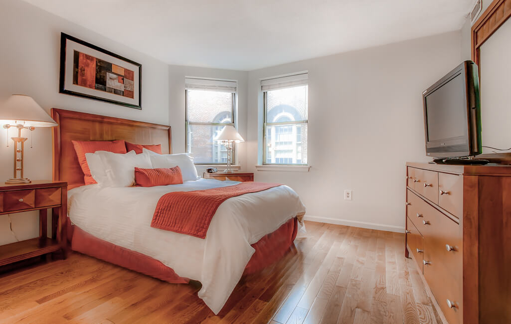Back Bay Furnished 2 Bedroom Apartment For Rent 9480 Per Month Rental Id 3176750