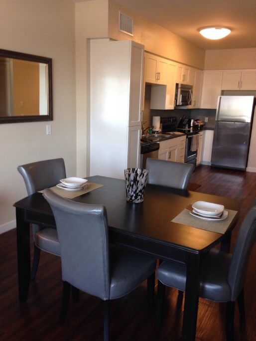 Park la brea furnished 1 bedroom apartment for rent 5460 - Cheap 1 bedroom apartments in los angeles ca ...