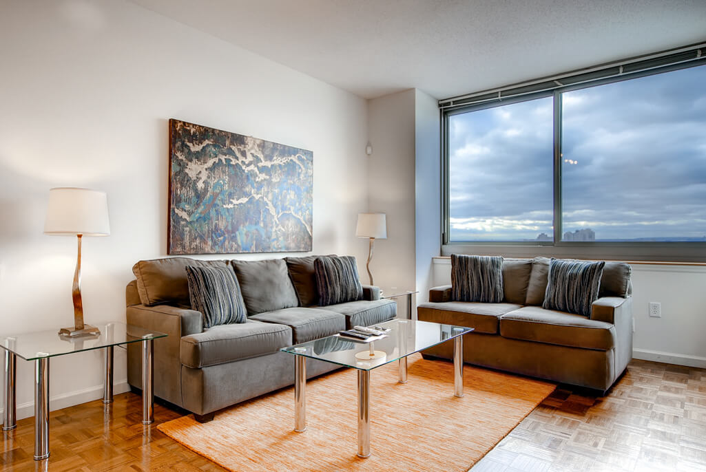 Jersey City furnished 1 bedroom Apartment for rent 6180