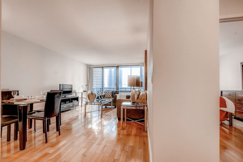 Midtown West Furnished 1 Bedroom Apartment For Rent 7380 Per Month Rental Id 3172055
