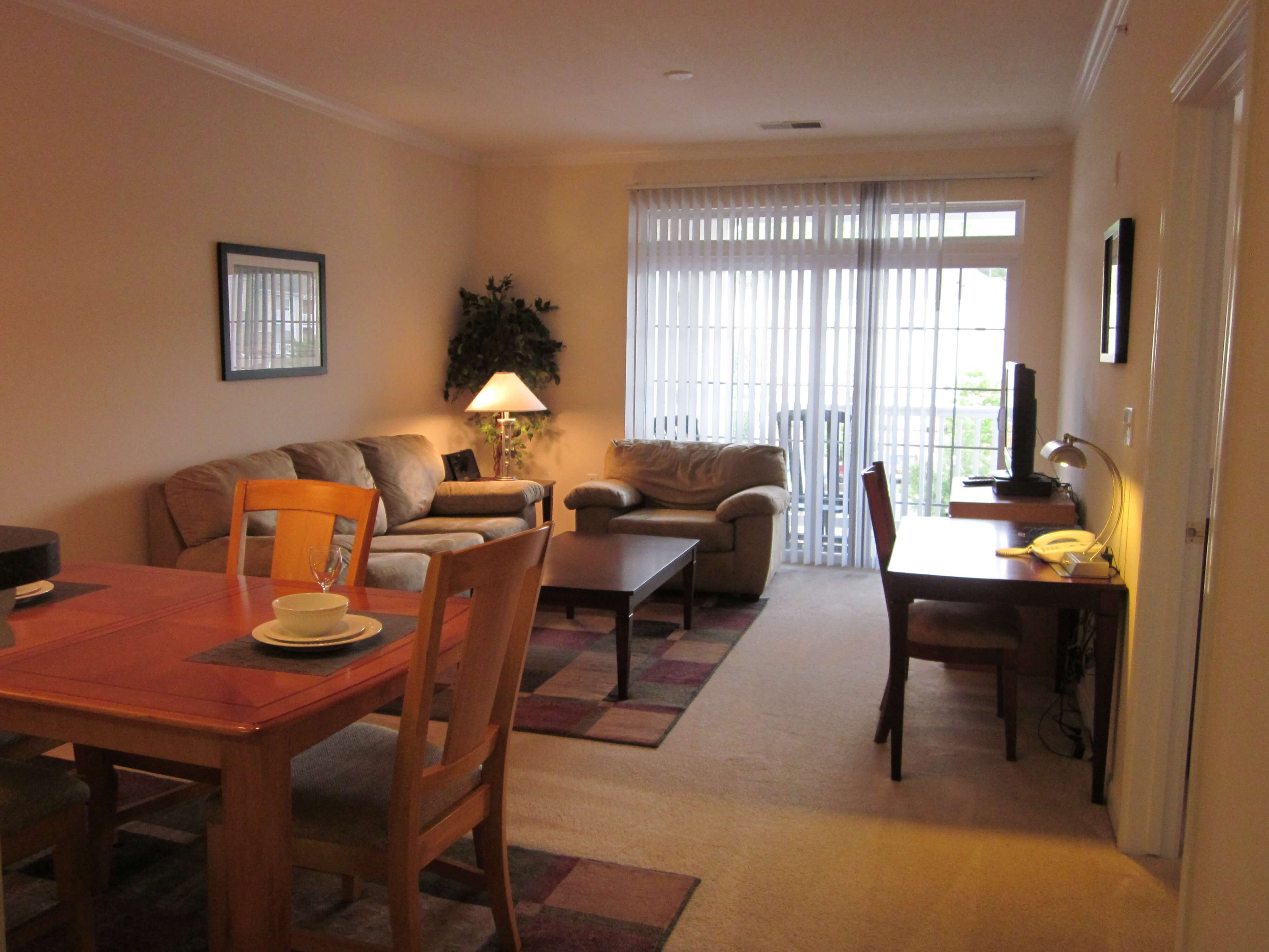 image 4 furnished 1 bedroom Apartment for rent in Princeton, Mercer County