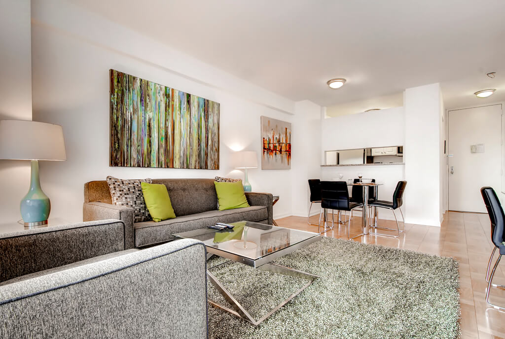 image 4 furnished 1 bedroom Apartment for rent in Midtown-West, Manhattan