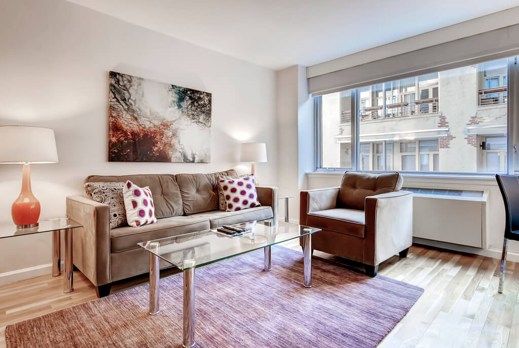 image 3 furnished 1 bedroom Apartment for rent in Chelsea, Manhattan