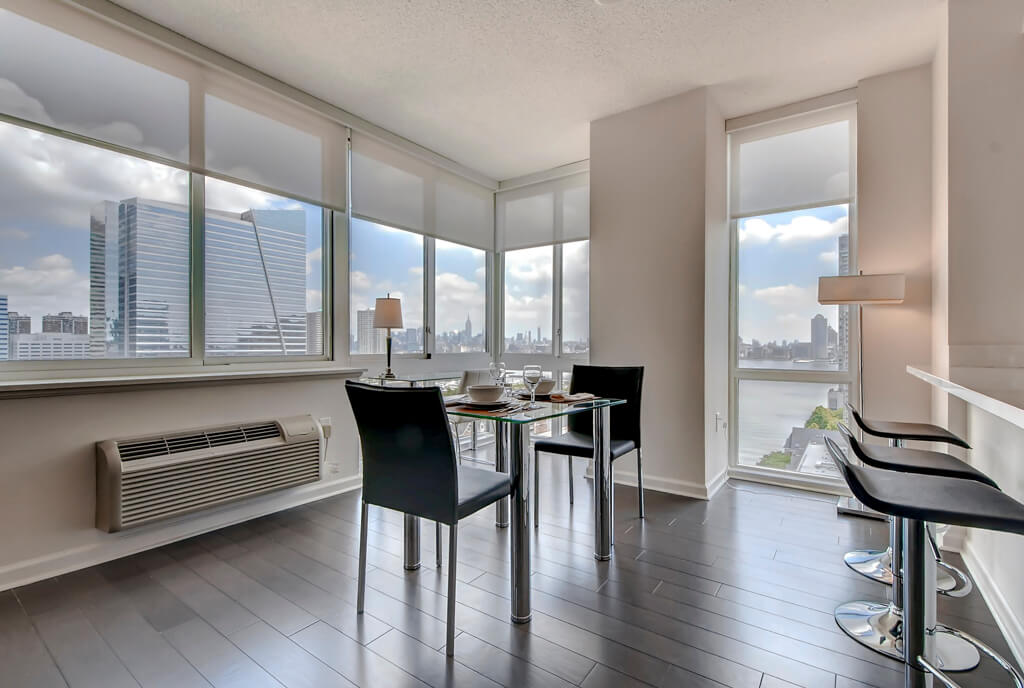 Jersey City Furnished 2 Bedroom Apartment For Rent 8760