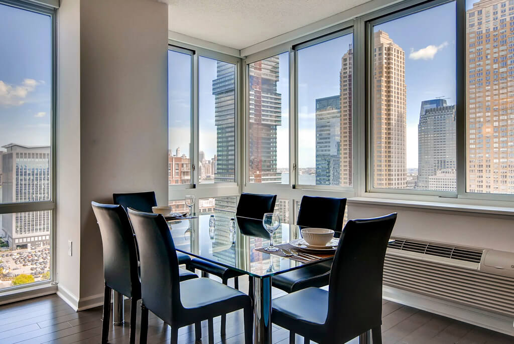 image 4 furnished 3 bedroom Apartment for rent in Jersey City, Hudson County