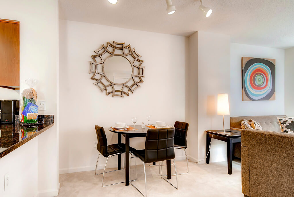 furnished 1 bedroom apartment for rent in dupont circle dc metro