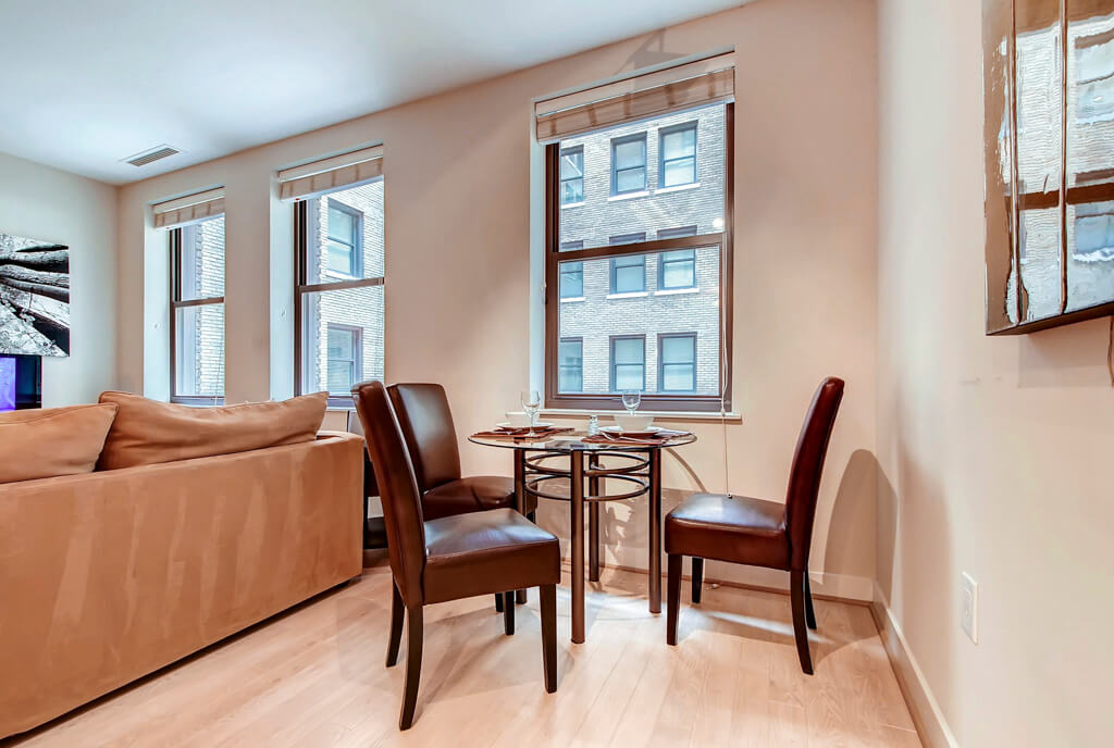 image 3 furnished 1 bedroom Apartment for rent in Dupont Circle, DC Metro