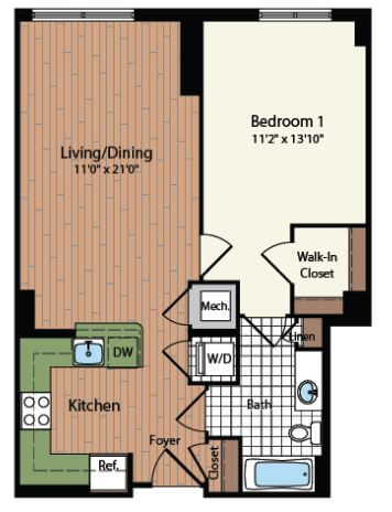 Click to view more images for  Apartment id 2870411