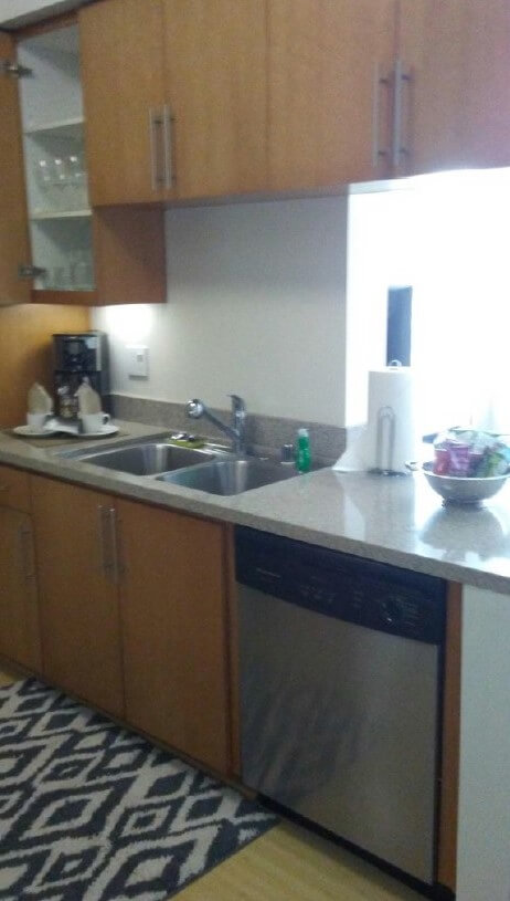 Santa monica furnished 1 bedroom apartment for rent 6840 for One month rental los angeles