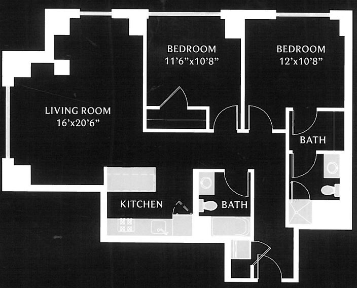 image 1 furnished 2 bedroom Apartment for rent in Cambridge, Boston Area