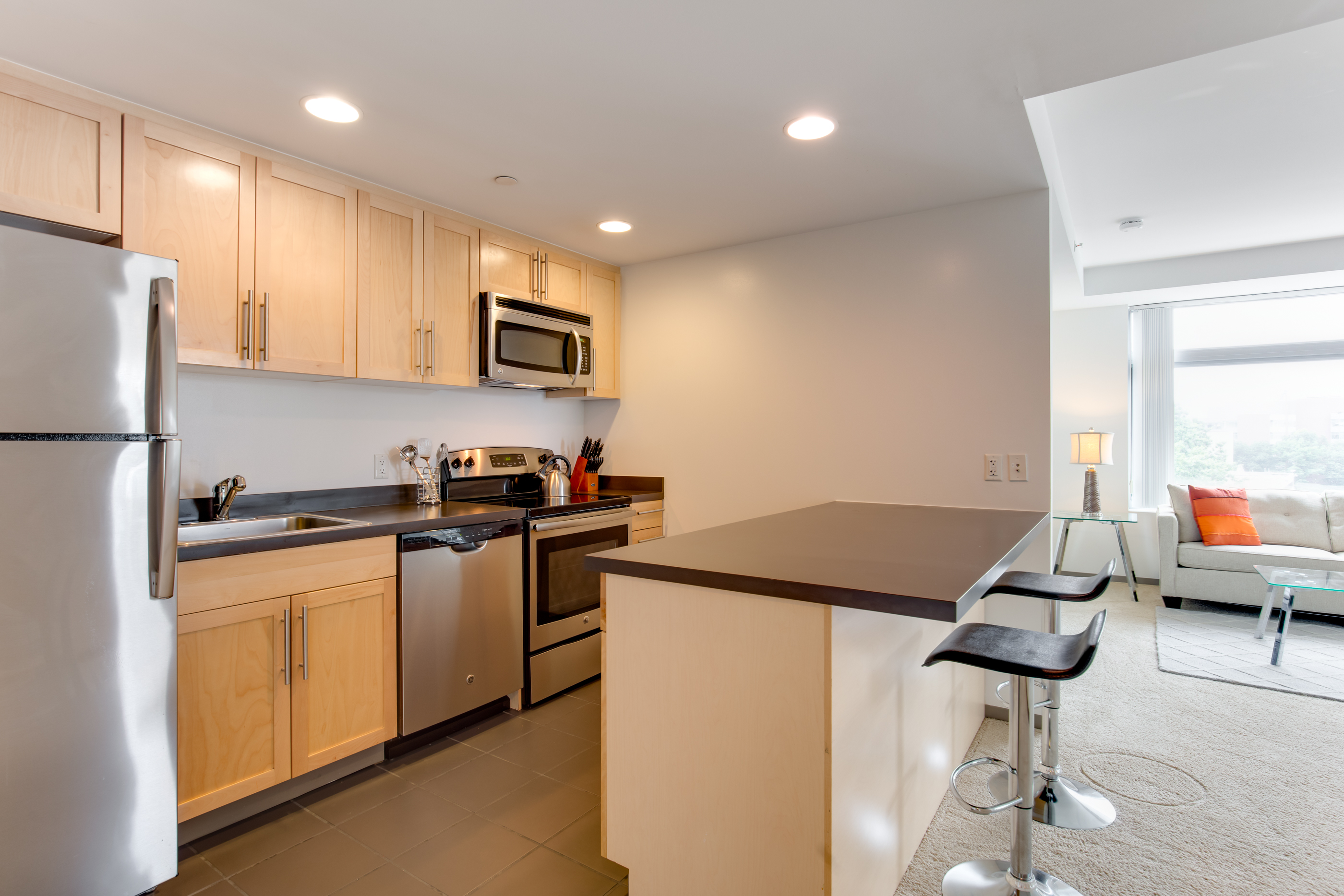 image 4 furnished 2 bedroom Apartment for rent in Cambridge, Boston Area