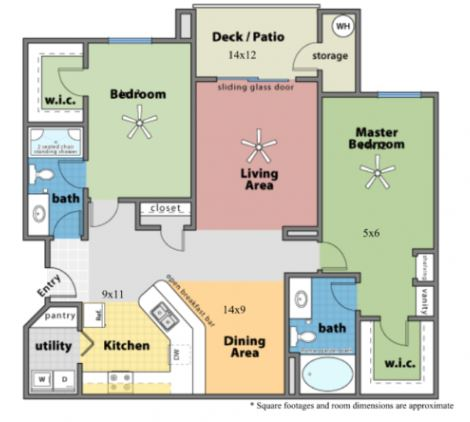 image 9 furnished 2 bedroom Apartment for rent in Cupertino, Santa Clara County