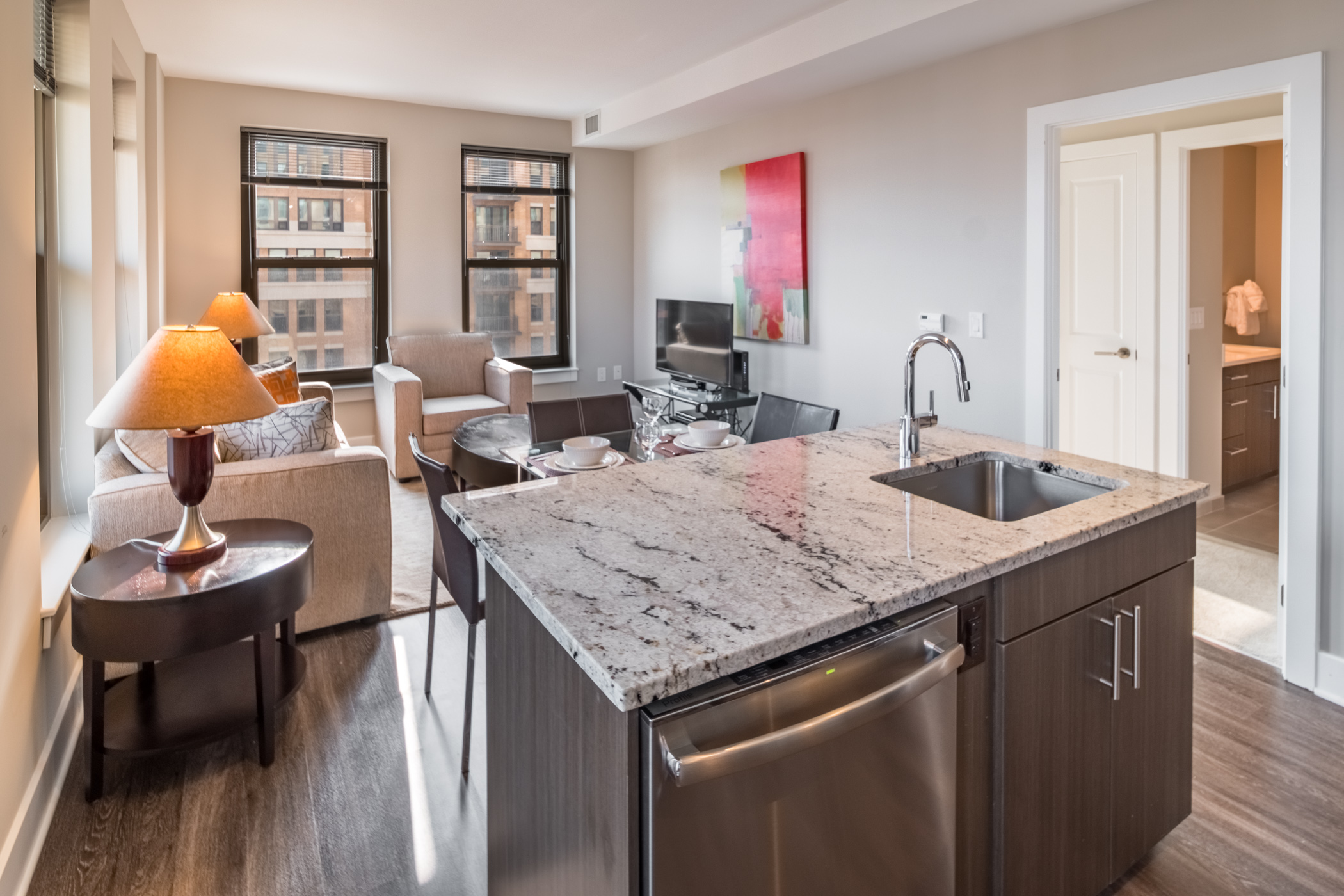 image 8 furnished 2 bedroom Apartment for rent in Arlington, DC Metro