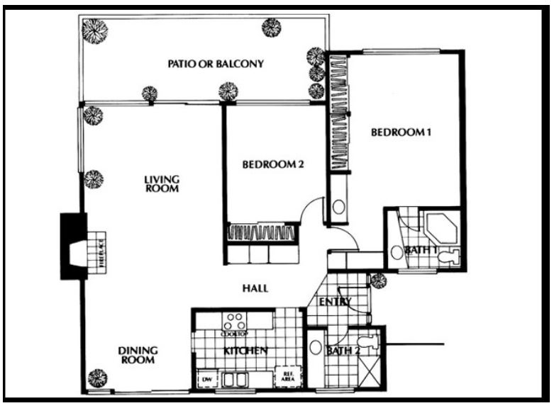 image 1 furnished 1 bedroom Apartment for rent in Newport Beach, Orange County
