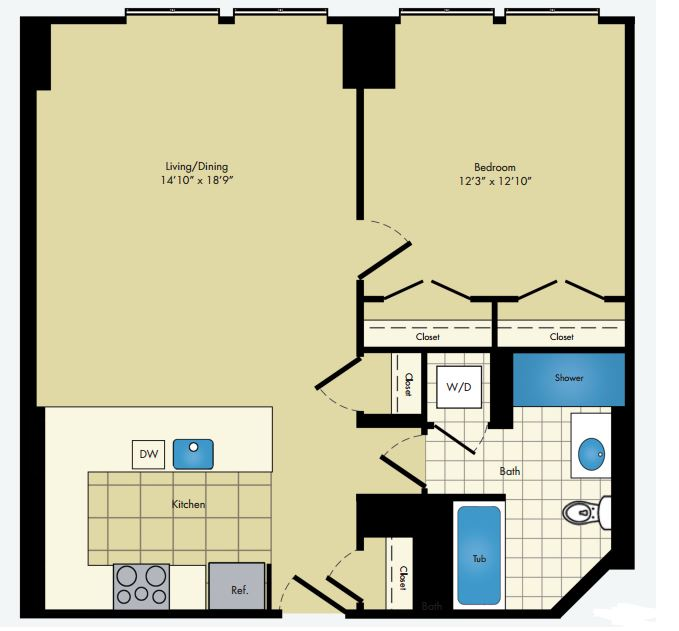Apartments For Rent In Penn Quarter Dc