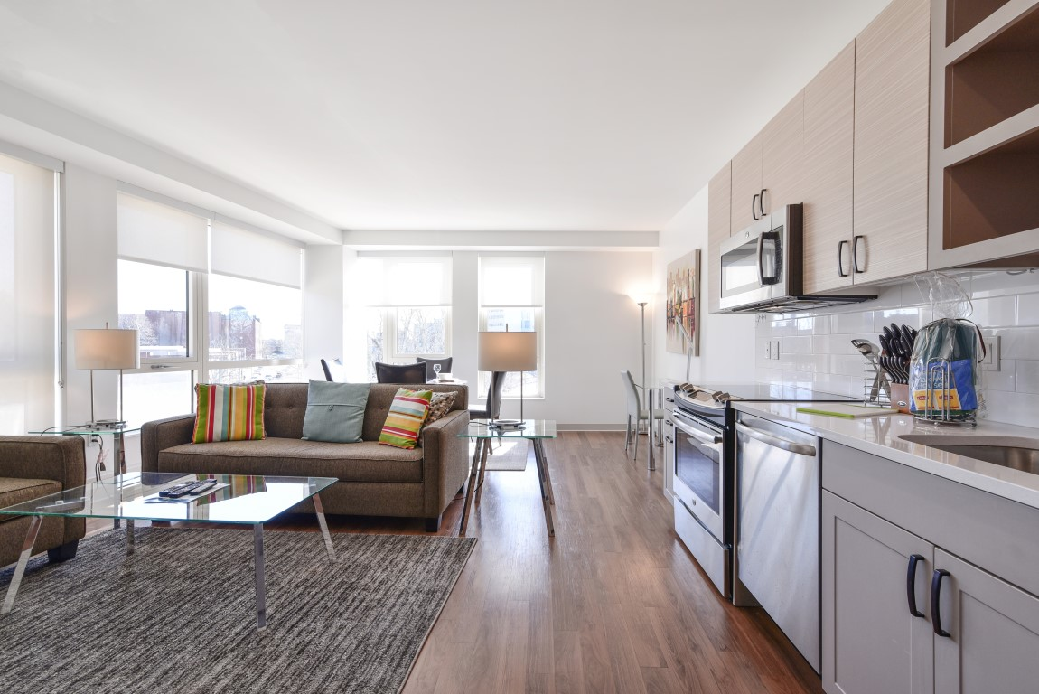 image 2 furnished 1 bedroom Apartment for rent in Jamaica Plain, Boston Area
