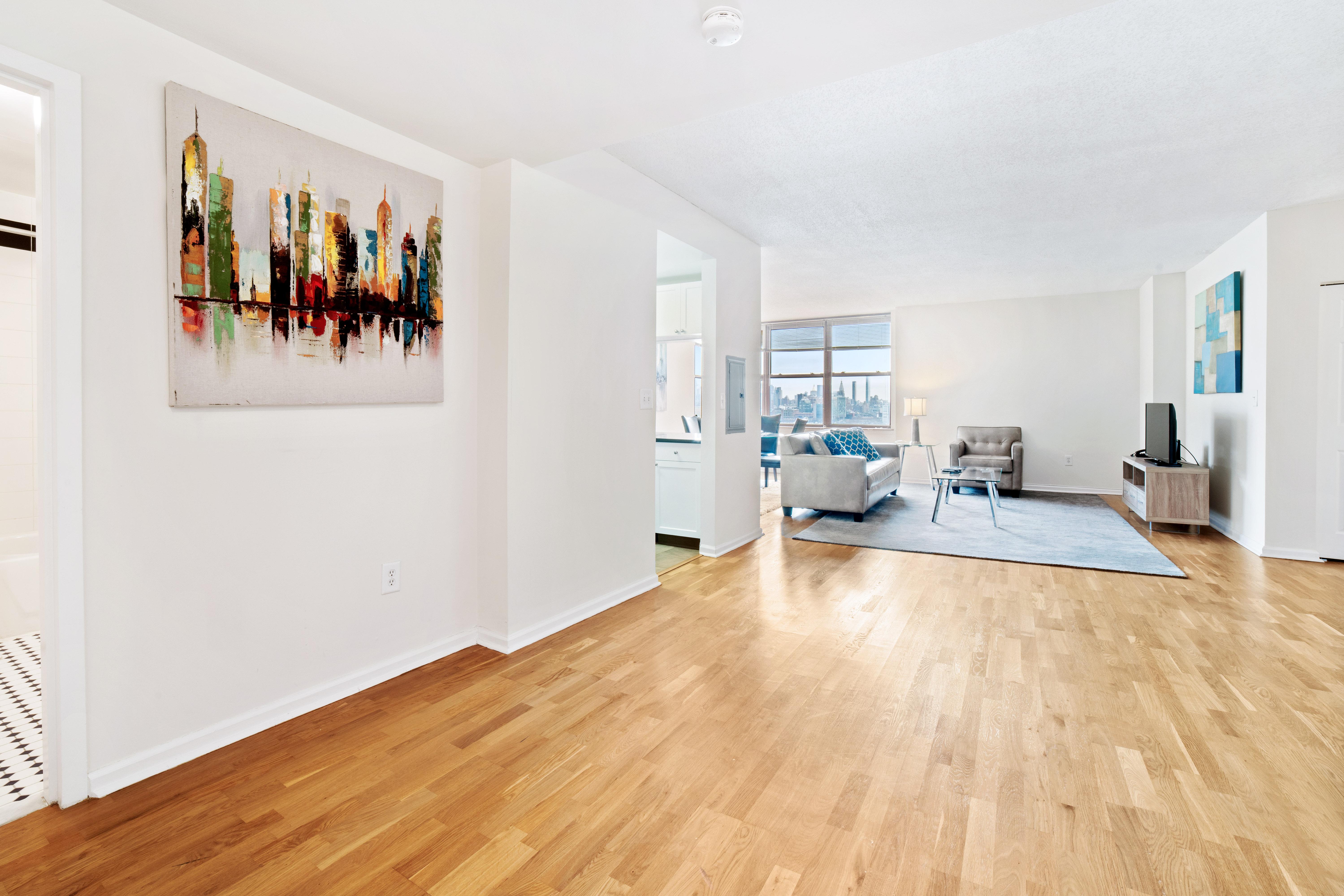 image 2 furnished 1 bedroom Apartment for rent in Hoboken, Hudson County