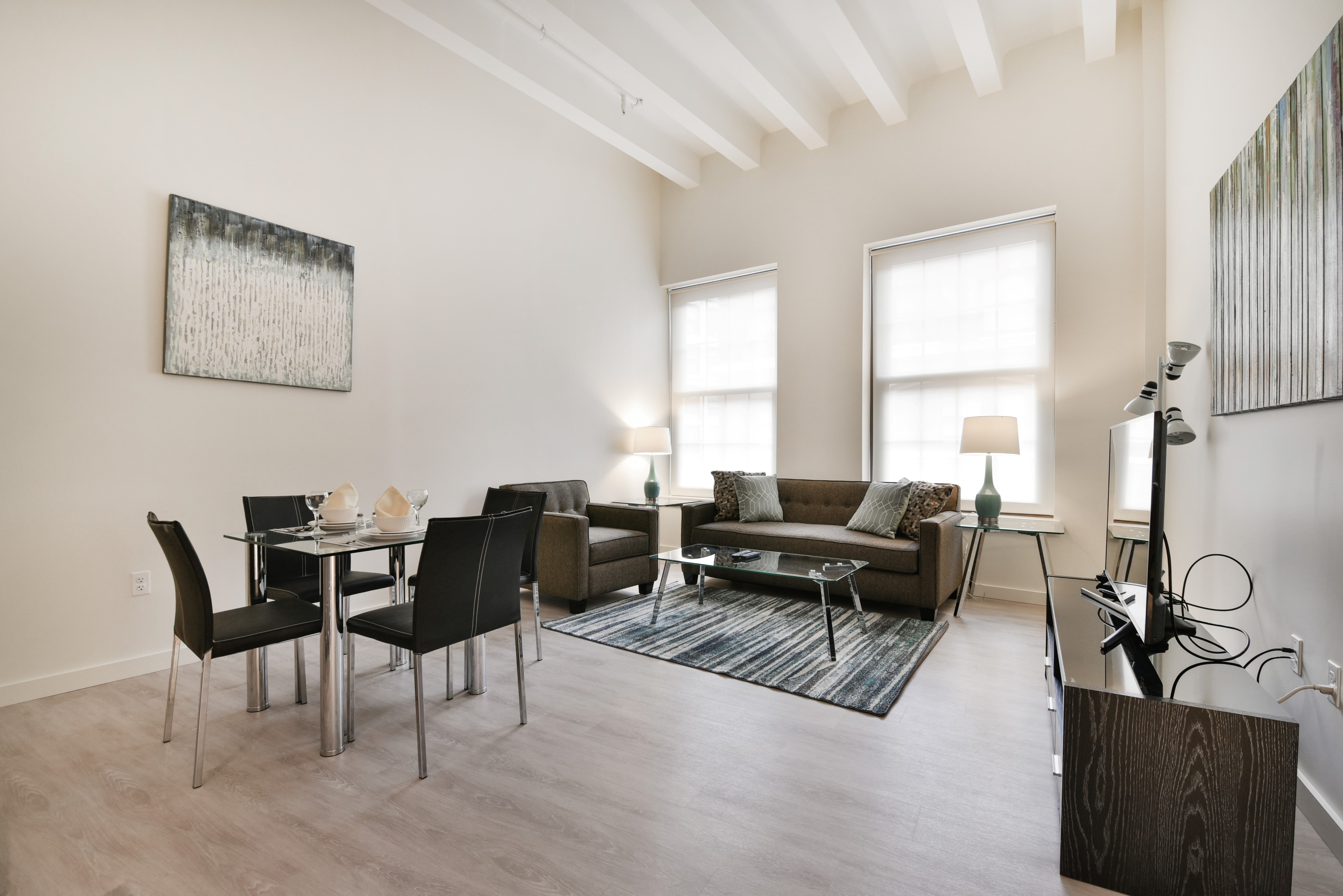 image 2 furnished 2 bedroom Apartment for rent in Chinatown, Boston Area