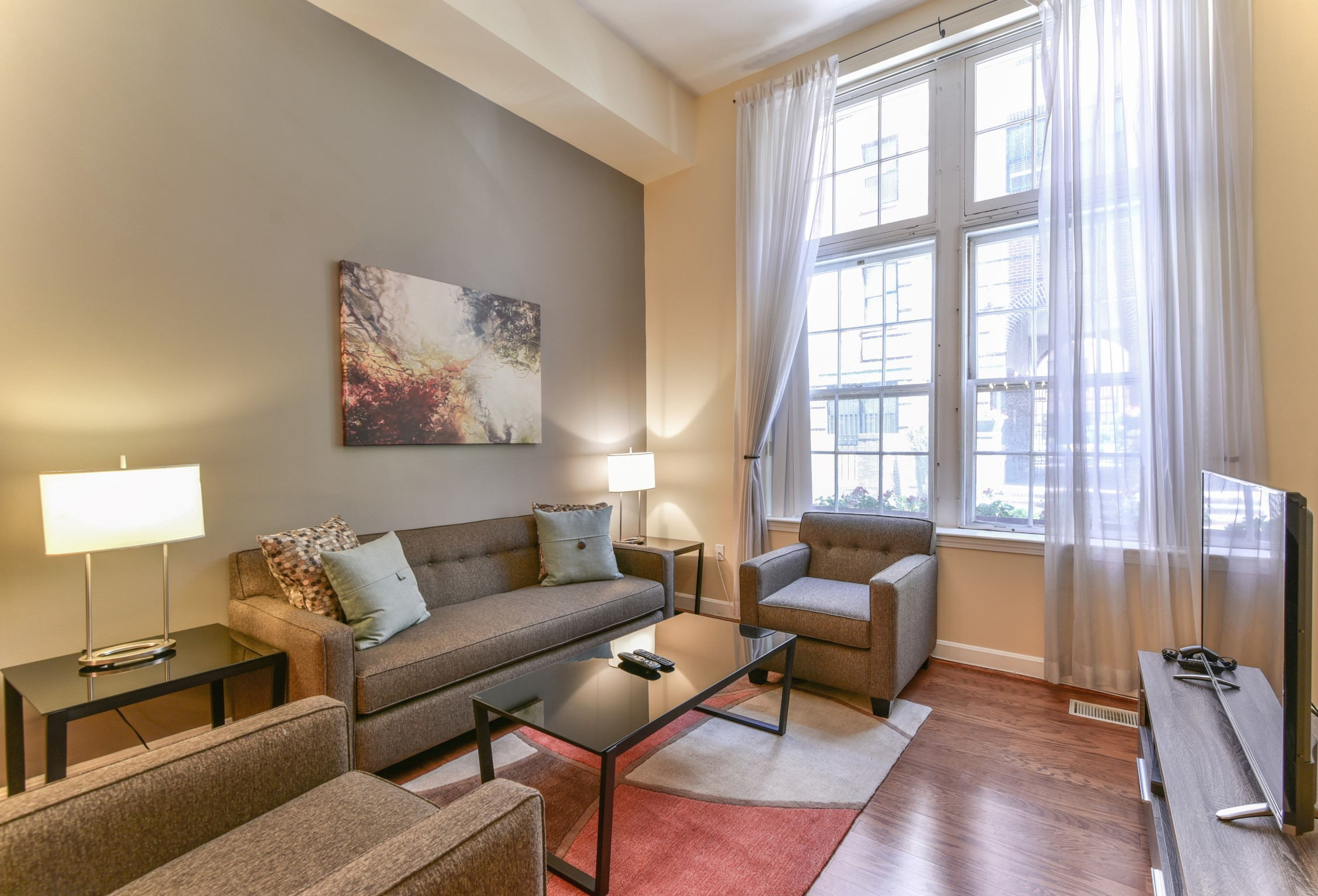 image 4 furnished 2 bedroom Apartment for rent in Back Bay, Boston Area