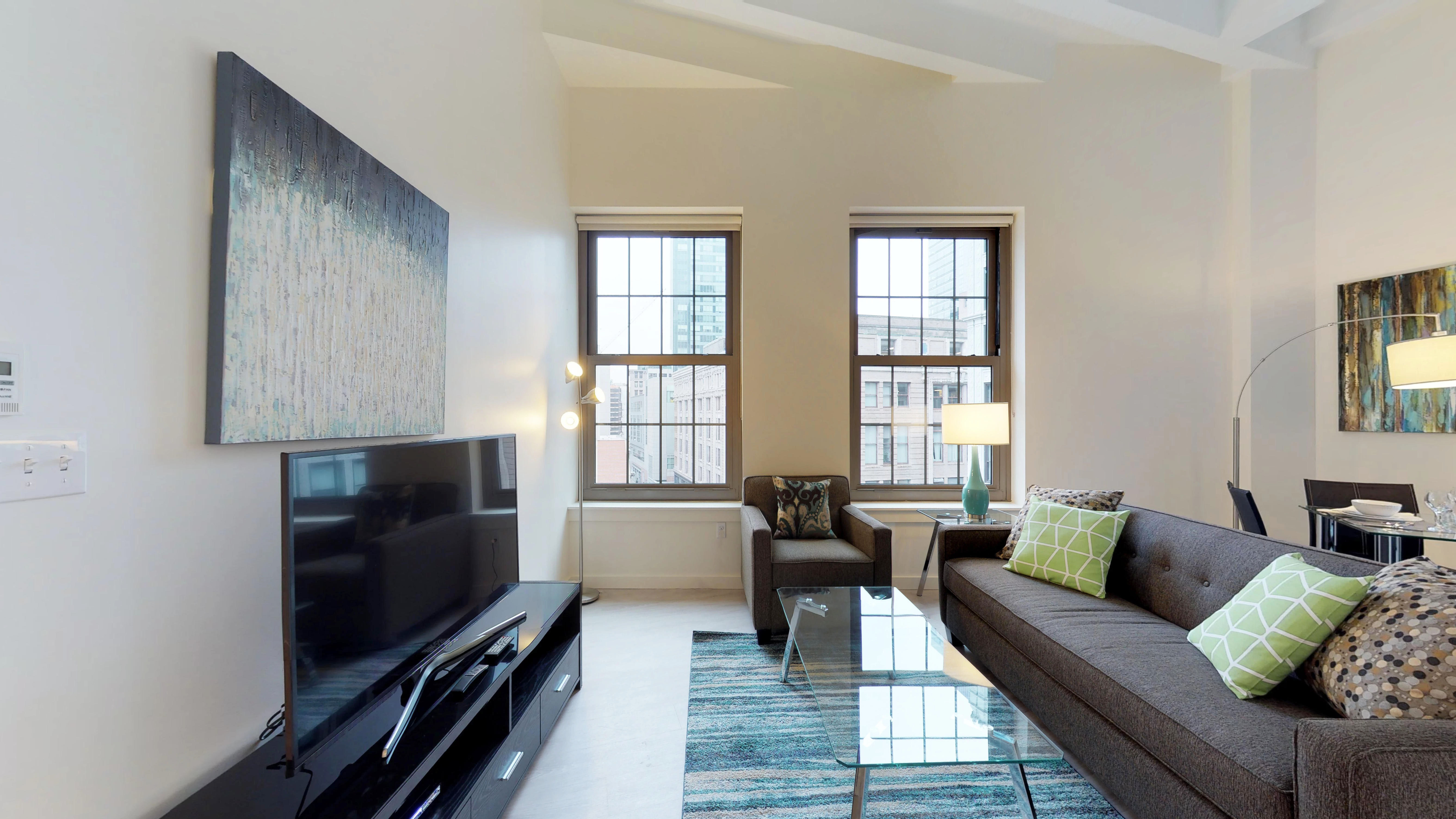 image 6 furnished 2 bedroom Apartment for rent in Chinatown, Boston Area